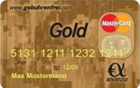 advanzia-mastercard-gold
