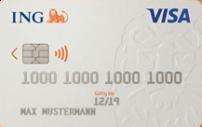 ing visa direkt card